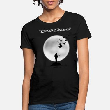 David Gilmour David Gilmour On Island - Women's T-Shirt