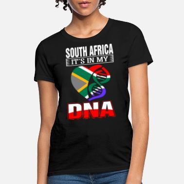 South Africa South Africa DNA Tshirt - Women's T-Shirt