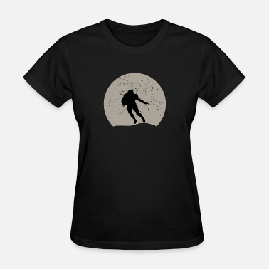 Full Moon Football Full Moon - Women's T-Shirt