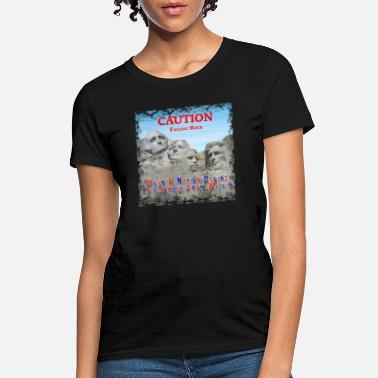 A Nation Crumbling - Women's T-Shirt