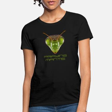 Praying mantis Polygon children gift - Women's T-Shirt
