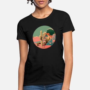Desert Domes - Women's T-Shirt