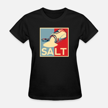 Obama Campaign Obama Campaign Poster Style Inspired SALT Design - Women's T-Shirt
