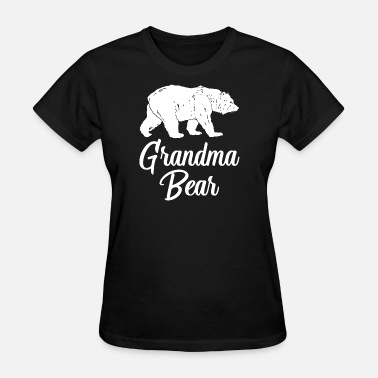 Grandmother Christmas Grandmother - grandmother - Women's T-Shirt