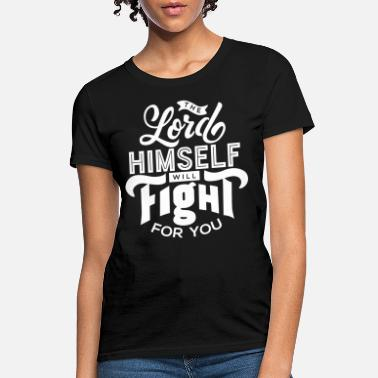 The Ministry Fight for you 2 - Women's T-Shirt