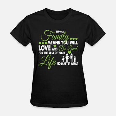 Reunion Being A Family T Shirt - Women's T-Shirt