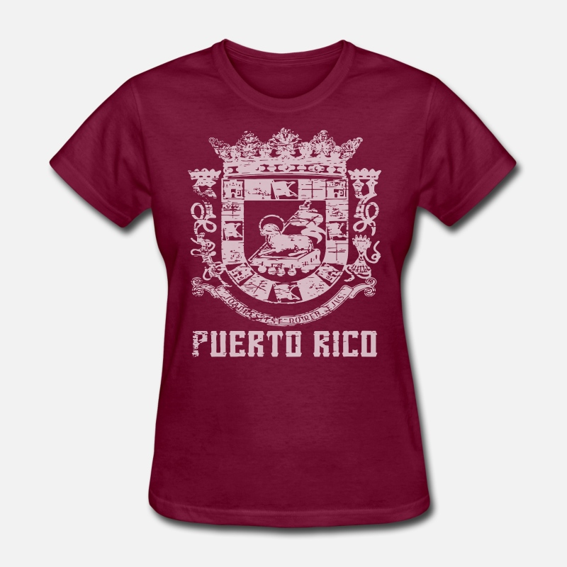 Puerto Rican Coat Of Arms