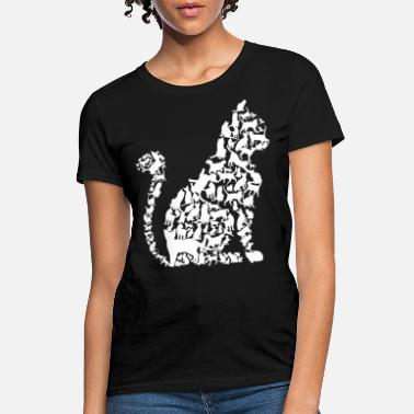 Cat Cat Lover - Women's T-Shirt