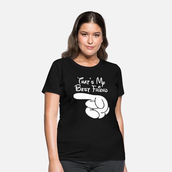 I Asked God For A Best Friend Standard Women/'s T-Shirt