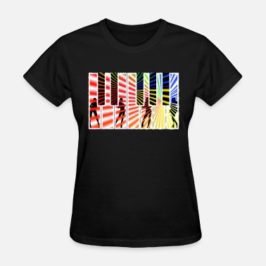 Keyboard Instrument keyboard - Women's T-Shirt