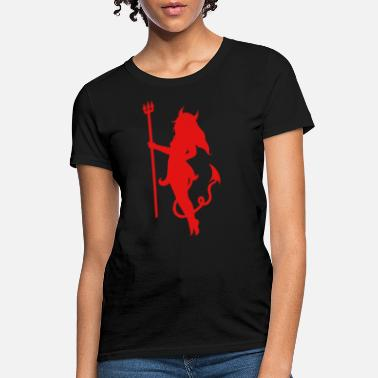 Woman Devil Devil Woman - Women's T-Shirt