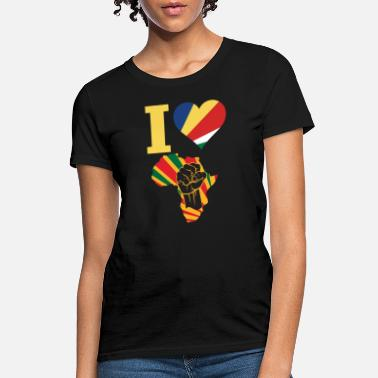 Seychelles Seychelles Black Power - Women's T-Shirt
