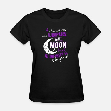 House Lupus Lupus - To the moon & back to infinity & beyond - Women's T-Shirt