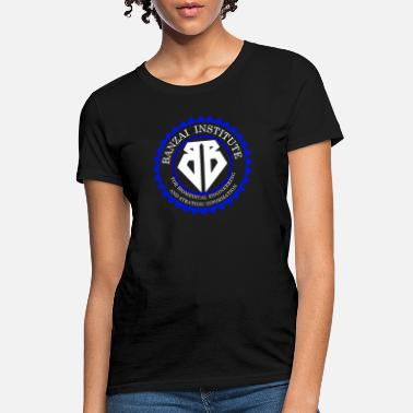 Buckaroo Banzai Institute - Women's T-Shirt
