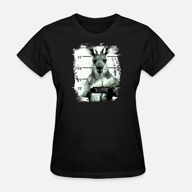 Australian Animal Kangaroo Australian Animal Gift - Women's T-Shirt