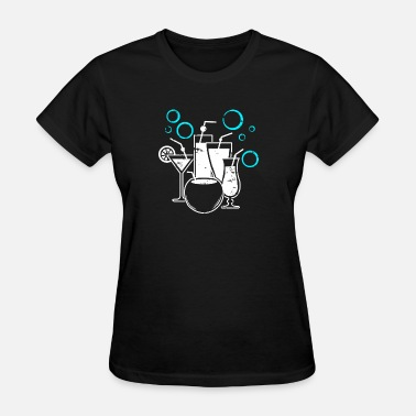 Alcohol Bachelor Party party Bachelor gift alcohol Celebrate - Women's T-Shirt