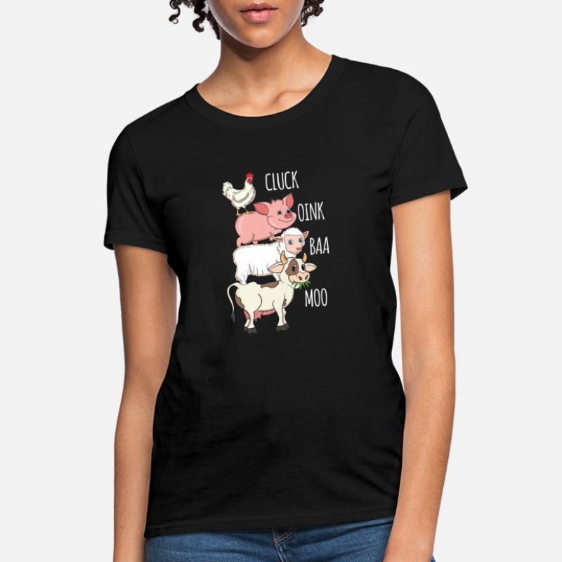 Farm Animals Lt Cute Animal Friends Gift T-Shirt