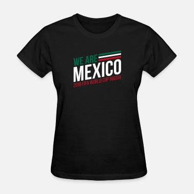 Mexico World Cup - Women's T-Shirt