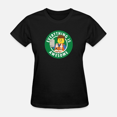 Emmet BadgeWork Awesome - Women's T-Shirt