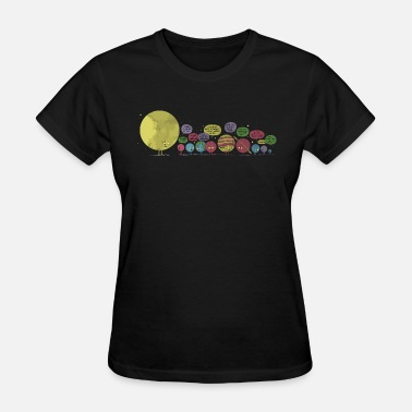Chatter Planetary Chatter - Women's T-Shirt