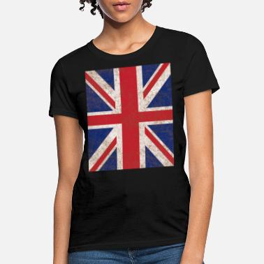 Union Union Jack Vertical Vintage - Women's T-Shirt