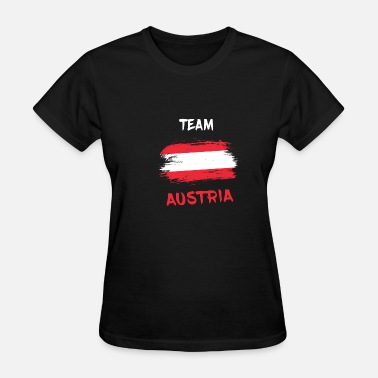 Kitzbühel Team Austria / Gift Vienna National Flag - Women's T-Shirt