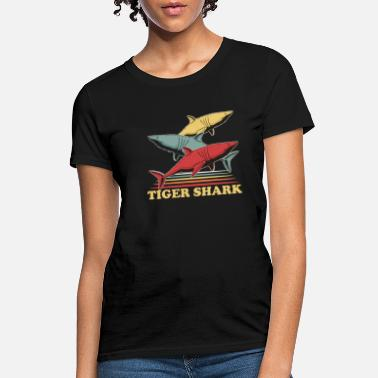 Tiger Shark Tiger Shark - Women's T-Shirt