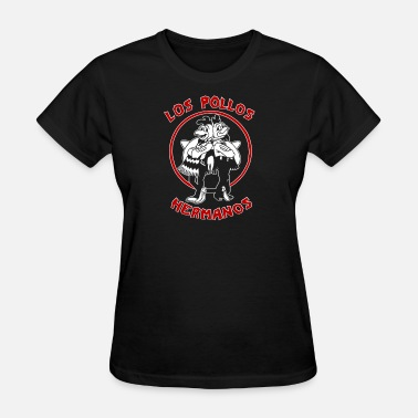 Walter Tv Series los pollos hermanos red - Women's T-Shirt