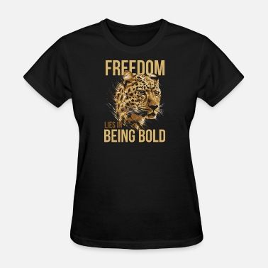 Freedom Africa Freedom - Women's T-Shirt
