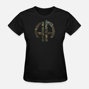 Woodland All American - Women's T-Shirt
