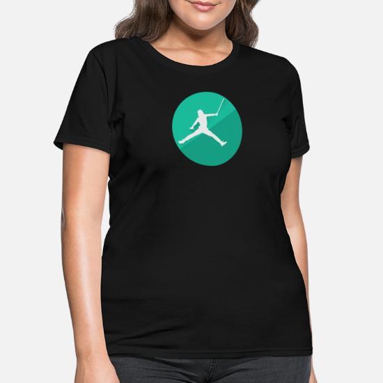 f2d8217861c Jordan Jumpman Air Vader Spoof Women's T-Shirt | Spreadshirt