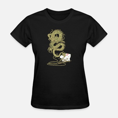 Flavored Dragon Flavor - Women's T-Shirt