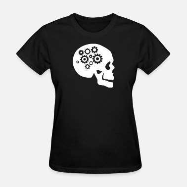 Mechanical Brain Mechanic Brain - Women's T-Shirt