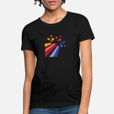 Abstract Art Abstract art T shirt - Women's T-Shirt