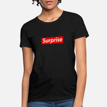 Brand SURPRISE VINTAGE RED LABLE - Women's T-Shirt