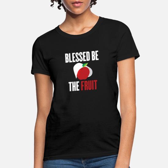 Blessed Be The Fruit Nolite Te Bastardes Carborundorum UNDER HIS EYE T-Shirt Pop Culture TShirt