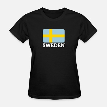 Ikea National Flag Of Sweden - Women's T-Shirt