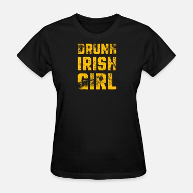 Girl Irish Irish Girl - Women's T-Shirt