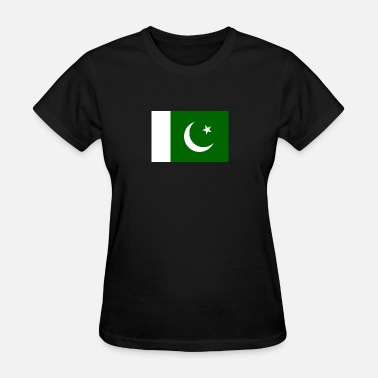Pakistan Middle East National Flag Of Pakistan - Women's T-Shirt
