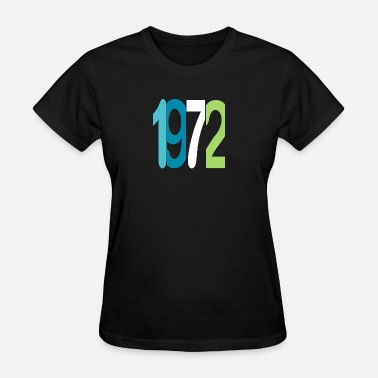 Established 1972 1972 - Women's T-Shirt