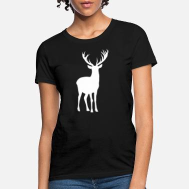 Deer Head DEER - Women's T-Shirt