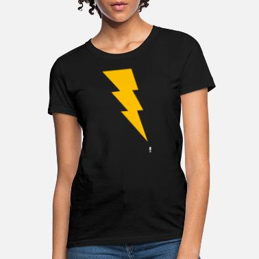Lightning Bolt Lightning Bolt - Black - Women's T-Shirt