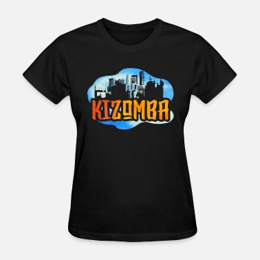 Urbankiz kizomba cloud - Women's T-Shirt