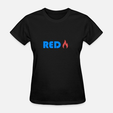 Super Red RED - Women's T-Shirt