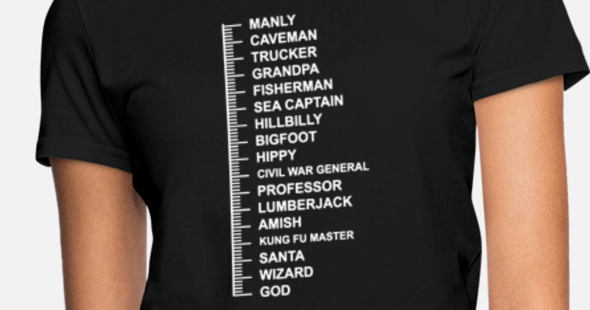 b81373bb ... shirts beard length measuring v neck t shirt funny beard ruler tee;  beards ...