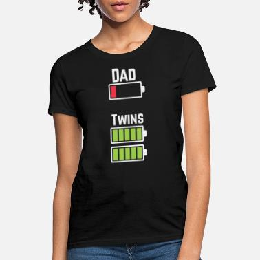 e2998bef New. Men's Premium T-Shirt. Outnumbered By Little Girls, Parents Love. from  $24.99. Dad Twins Battery- Funny Dad Of Twins - Women's ...