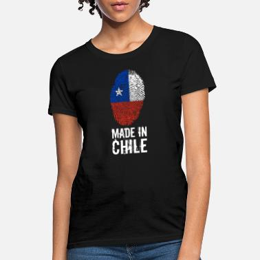 Chile Made In Chile - Women's T-Shirt