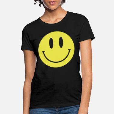 f1b5b2cb5bd6 Smiley Face Smiley - Women  39 s T-Shirt