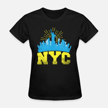 I Love New York New York I love New York gift - Women's T-Shirt