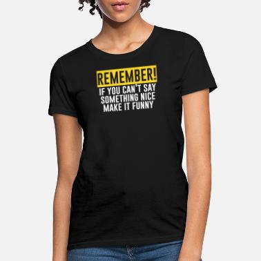 Reminder Reminder - Women's T-Shirt